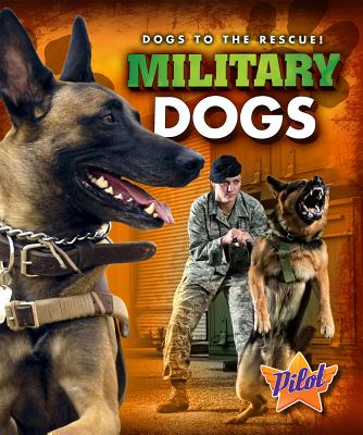 Military Dogs By Green, Sara